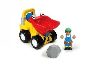 Toby kis dömpere, Wow Toys autós szerepjáték (1,5-5 év)