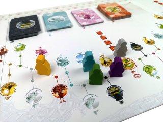 Tokaido, stratégiai társasjáték (8-99 év)