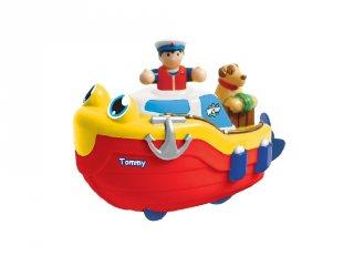 Tommy, a vontató hajó, Wow Toys szerepjáték és fürdőjáték (1,5-5 év)