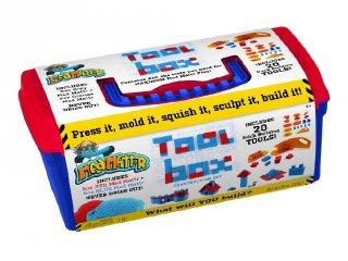 Tool Box kocka manufaktúra, Mad Mattr, örökmozgó gyurma