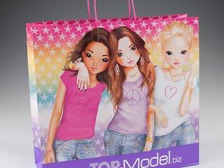 Top Model ajándéktasak (Top model, lányos kiegészítő, 3-12 év)