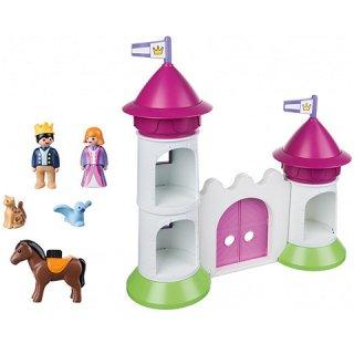Tornyos kastély kicsiknek, Playmobil szerepjáték (9389, 1,5-4 év)
