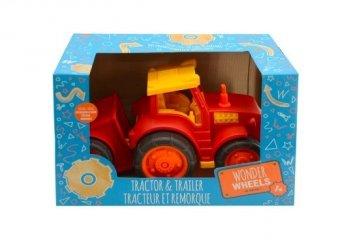 Traktor utánfutóval (WW, 1-7 év)