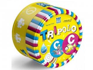 Tripolo, kártyajáték (stragoo, gyorsasági, amőba típusú kártyajáték, 6-10 év)