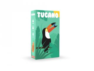 Tucano, taktikai, gyűjtögetős kártyajáték (6-99 év)