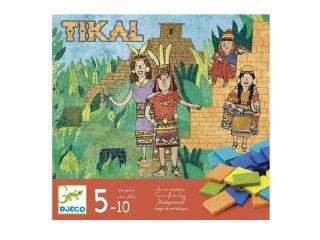 Tulum, Tikal (Djeco, 8400, taktikai társasjáték, 5-10 év)