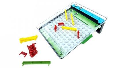 Tumble Maze, egyszemélyes logikai játék golyókkal (8-99 év)