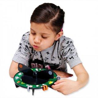 Turbino, logopédiai játék (Gonge, légzéstechnika fejlesztése, 3-8 év)