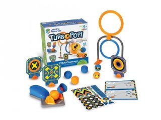 Turbopop! STEM Learning Resources ügyességi játék