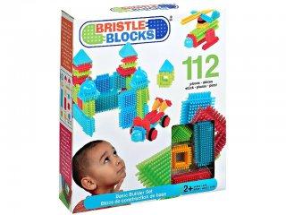 Tüskejáték alapkészlet (Bristle Blocks, 112 db-os kreatív építőjáték, 1,5-5 év)