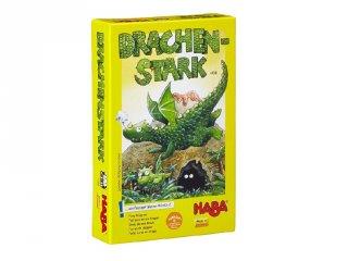 Tüzes sárkányok (Haba, memóriafejlesztő társasjáték, 5-99 év)