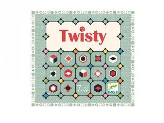 Twisty Kígyózó Djeco stratégiai társasjáték - 8404 (7-99 év)