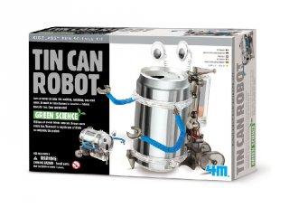 Üdítős doboz robot (4M, tudományos játék, 8-15 év)