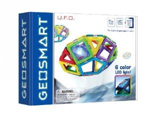 Ufó, GeoSmart mágneses építőjáték (5-12 év)