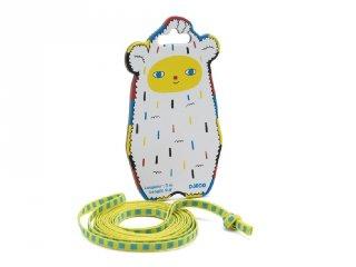 Ugráló gumi, gumi ugrálókötél gumizáshoz (Djeco, 2032, mozgásfejlesztő játék, 6-10 év)
