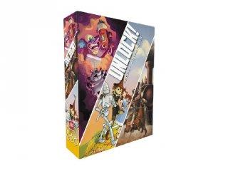 Unlock! 3. Titkos kalandok, kooperatív parti társasjáték (10-99 év)