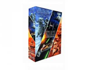 Unlock! Star Wars, kooperatív szabadulós társasjáték (10-99 év)
