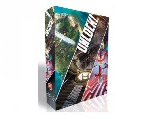 Unlock! Szabadulós kalandok (kooperatív társasjáték, 10-99 év)