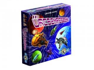 Űrcsempészek (gyorsasági stratégiai társasjáték, 7-99 év)