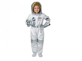 Űrhajós jelmez gyerekeknek (Melissa&Doug, 18503, szerepjáték, 3-6 év)