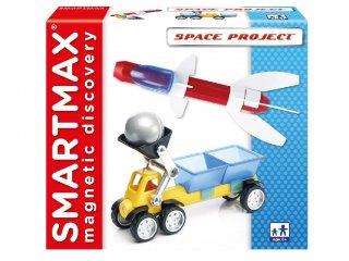 Űrkaland (Smartmax, mágneses építőjáték, 3-7 év)