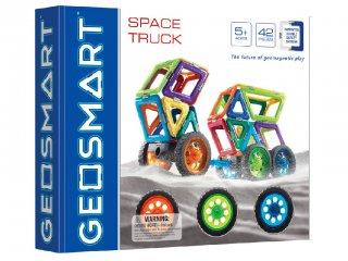 Űrkamion (GeoSmart, mágneses építőjáték, 5-12 év)