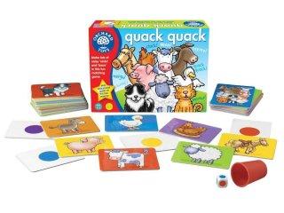 Utánozd az állatokat! (Orchard, quack quack, utánozós játék, 3-6 év)