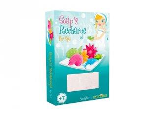 Utántöltő a szappan és parfümkészítő kreatív készlethez (7-12 év)