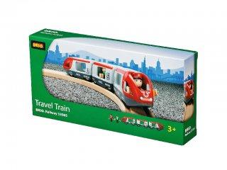 Utasszállító vonat (Brio, 33505, vonatos fajáték, 3-10 év)