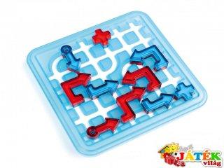 Útvesztő, Smart Games (City Maze, útvonaltervező egyszemélyes logikai játék, 7-99 év)