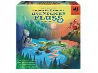 Végtelen folyó (Varázslós ügyességi társasjáték, 6-99 év)