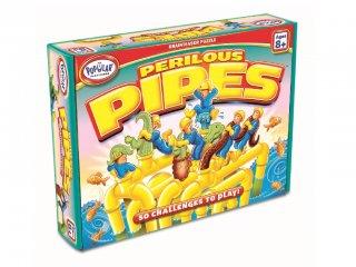 Veszélyes csövek, Perilous Pipes (Popular, logikai játék, 8-99 év)