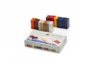 Viaszkréta szett Bővítő színek, 16 db-os kreatív művészi készlet (15540, 10-99 év)