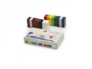 Viaszkréta szett Egyéni válogatás színek, 16 db-os kreatív művészi készlet (15541, 10-99 év)