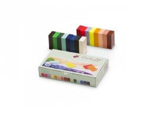 Viaszkréta szett Kiegészítő színek, 16 db-os kreatív művészi készlet (15539, 10-99 év)