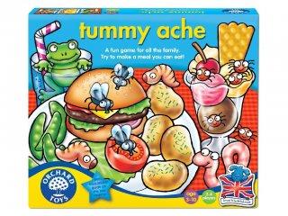 Vicces étel lottó (Orchard, logikai társasjáték, 3-10 év )