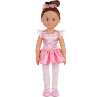 Victoria balerina baba (36 cm-es játékbaba, 3-10 év)