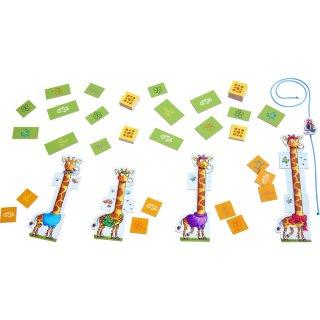 Vidám zsiráfok, Haba társasjáték (3-6 év)