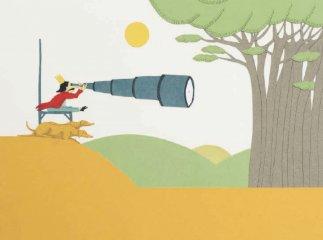 Vigyázz, vadász, ne gatyázz!, Papírszínház mese (Marie Dorléans)
