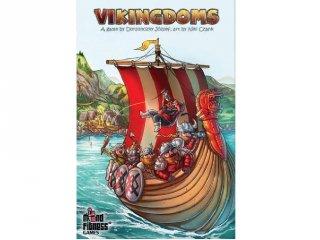 Vikingdoms stratégiai társasjáték (kétszemélyes játék, 12-99 év)