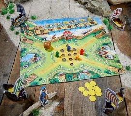 Vikingvölgy, Haba díjnyertes taktikai társasjáték (6-12 év)