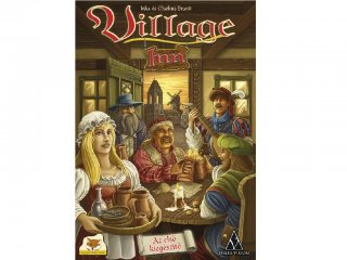 Village Nemzedékek játéka, Village Inn kiegészítő (Delta Vision, stratégiai társasjáték, 12-99 év)