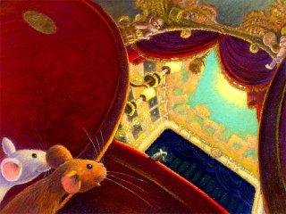 Violetta és Rigoletto, Papírszínház mese (Thierry Chapeau)