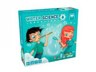 Vízbiológiai laboratórium, tudományos kísérletező játék (8-12 év)