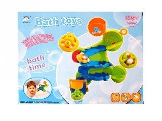 Vízicsúszda állatokkal, fürdőjáték (1-4 év)