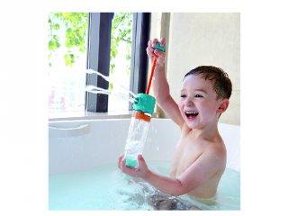 Vízipumpa, bébijáték fürdetéshez (E0210, HAPE)