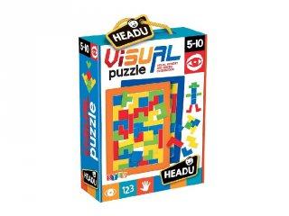 Vizuális gondolkodást fejlesztő puzzle (HED, 5-10 év)