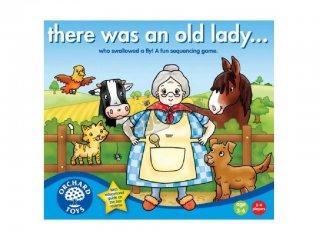 Volt egyszer egy öreg néni (Orchard, mókás sorozatalkotó játék, 3-6 év)