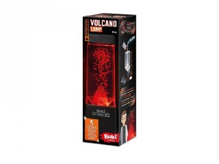 Vulkán dekor lámpa 5 kísérlettel, Buki tudományos készlet