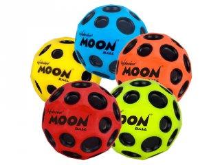 Waboba moon ball, Hold labda, az óriásit pattanó labda (6,5 cm, több színben)